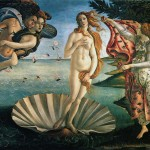 The Birth of BVenus by Botticelli