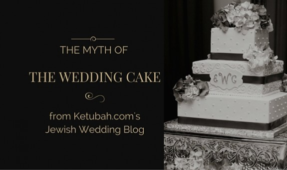 The Myth of the Wedding Cake